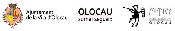 Escudos Ayuntamiento de Olocau